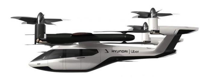 Hyundai S-A1 Flugtaxi: Der öffentliche Nahverkehr der Zukunft hebt ab
