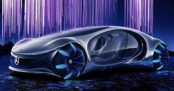 Mercedes-Benz VISION AVTR Concept Car