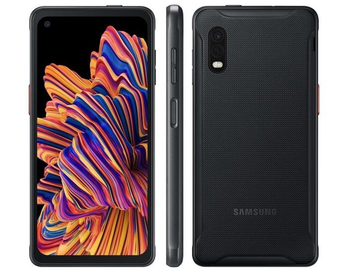 Samsung Galaxy Xcover Pro Test und Daten