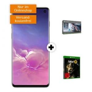 Samsung Galaxy S10 + Xbox One X Bundle