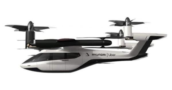 Flugtaxi von Hyundai und Uber zur CES 2020