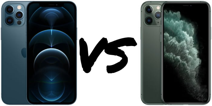 Apple iPhone 12 Pro vs. iPhone 11 Pro