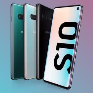 Preissenkung! Samsung Galaxy S10 & 18 GB LTE + Allnet-Flat für eff. @@@ mtl. (Tarif: o2 Blue All-In M)