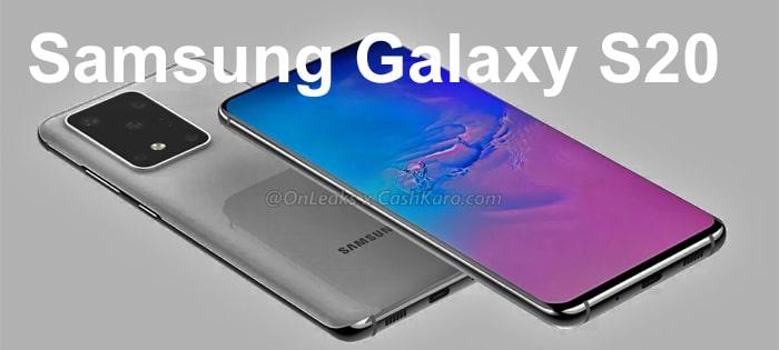 Brandneues Samsung Galaxy S20