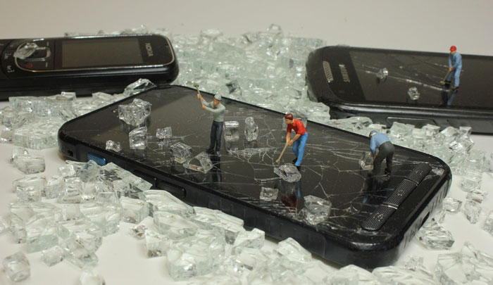 Handy-Recycling und Smartphone-Recycling