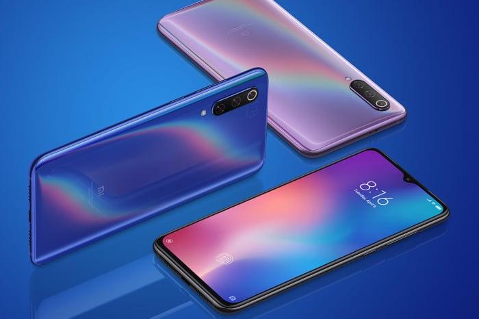 Xiaomi Mi 9 - Hologramm-Designs