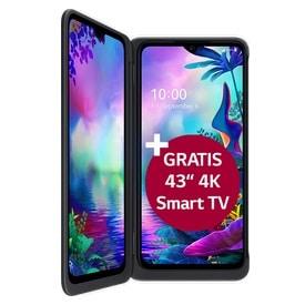 LG G8X + 4K TV