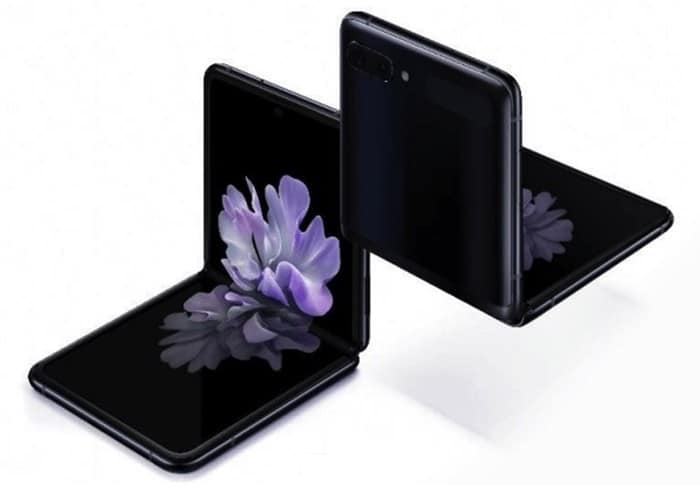 Samsung Galaxy Z Flip Test