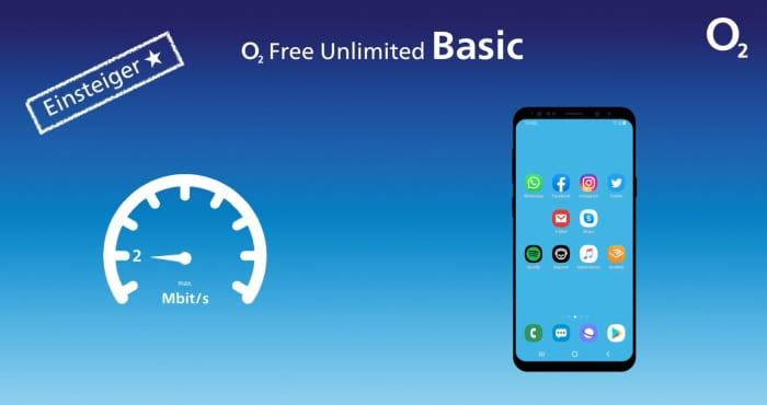 o2 Free Unlimited Basic Test