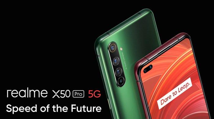 realme X50 Pro 5G Test