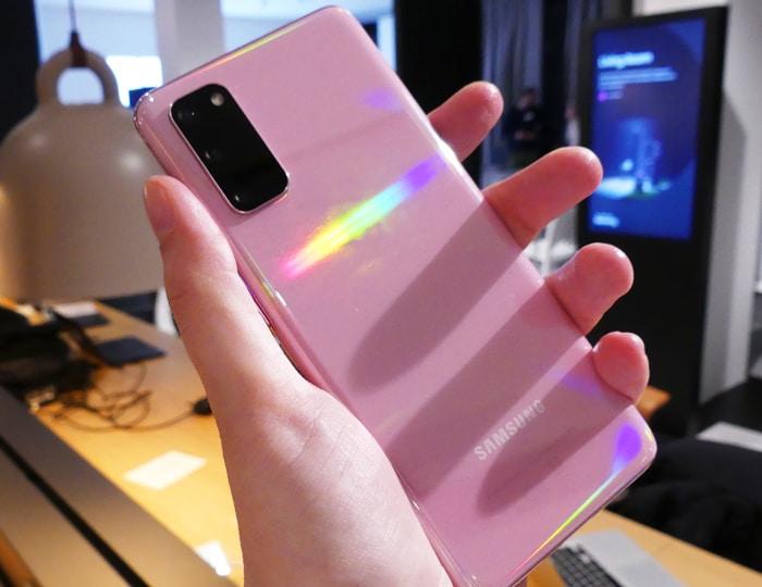 [Vorlage] Samsung Galaxy S20 Test & Daten: 64 Megapixel Kamera mit 8K Video Aufnahme