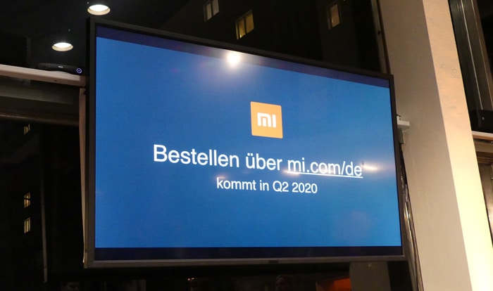 Xiaomi startet Offensive in Deutschland: Online-Shop Mi Store & erster Offline-Shop angekündigt - die Konkurrenz muss sich warm anziehen!