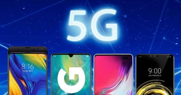 5G Smartphone, 5G Handy
