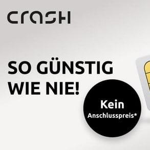 crash Smartphone Flat 750 MB LTE Thumb