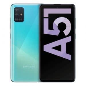 Samsung Galaxy A51 Green Thumbnail