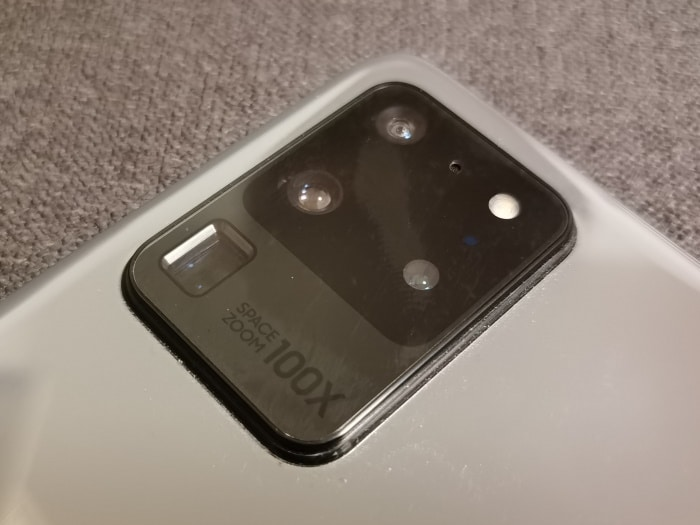 Samsung Galaxy S20 Ultra 5G Test