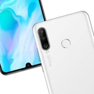 Huawei P30 Lite Weiß Thumbnail