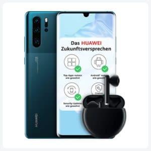 Huawei P30 Pro + Huawei FreeBuds 3 Thumb