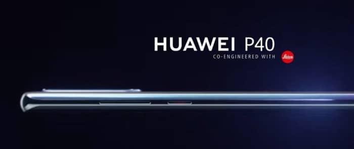 Huawei P40 Test und Daten