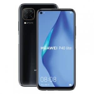 Huawei P40 Lite Schwarz Thumbnail