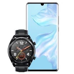 Huawei P30 Pro mit Watch Gt als Zugabe