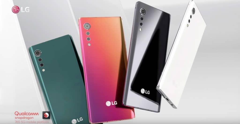 LG Velvet Test & Daten