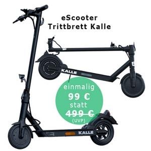 eScooter Trittbrett Kalle o2 Free M