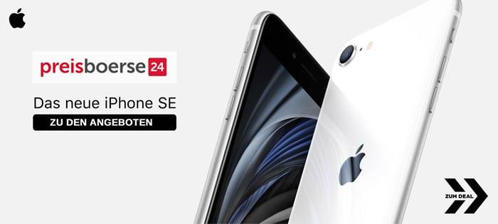 Apple iPhone SE 2020 gewinnen, Gewinnspiel