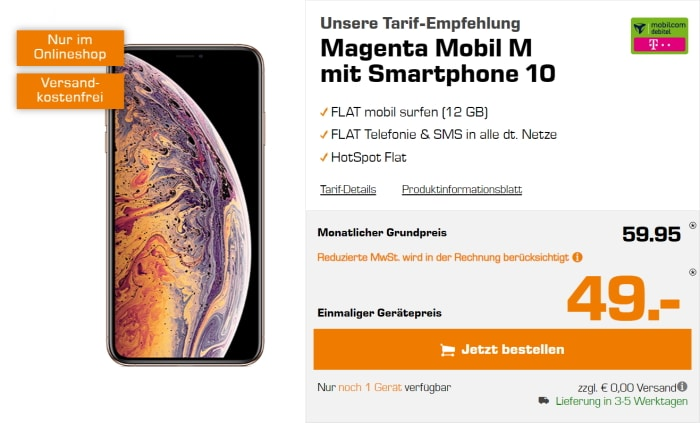 Apple iphone xs max md magenta mobil m bei Saturn