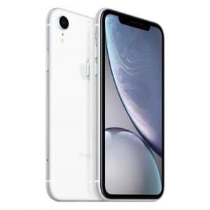 iPhone Xr Weiß Thumbnail