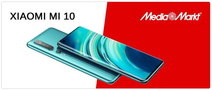 Xiaomi Mi 10 ohne Vertrag günstig bei MediaMarkt kaufen