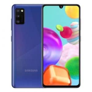 Samsung Galaxy A41 Blau Thumbnail