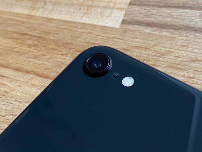 Kamera des iPhone SE 2020 Test