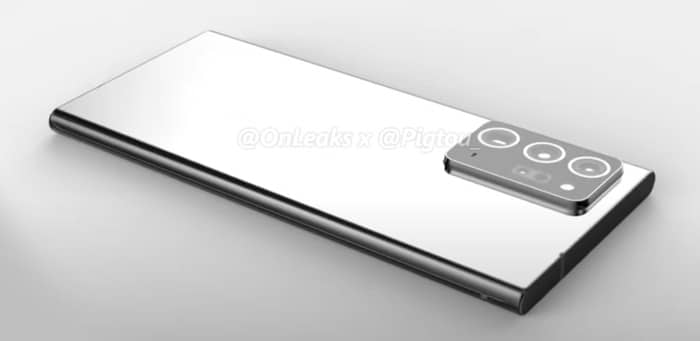 Samsung Galaxy Note 20 Ultra mit Vertrag