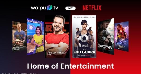 waipu tv Aktion mit Netflix inklusive Thumbnail