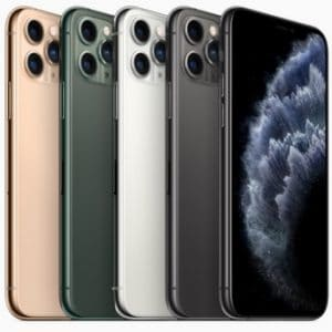 Apple iPhone 11 Pro Max alle Farben