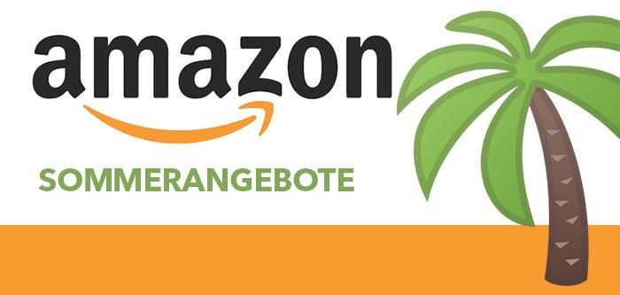 Amazon Sommerangebote