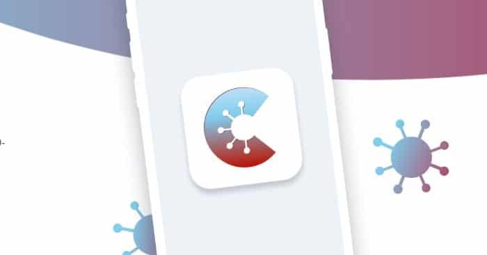 Corona Warn-App der Bundesregierung Deutschland