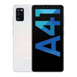 Samsung Galaxy A41 Weiß Thumbnail