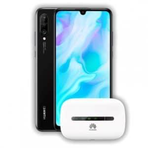 Huawei P30 Lite + Huawei E5330 LTE-Router Thumbnail