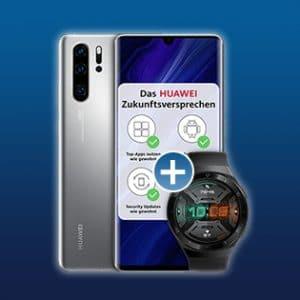 Huawei P30 Pro (New Edition) + Huawei Watch GT 2e + 130 € BestChoice Gutschein Thumbnail