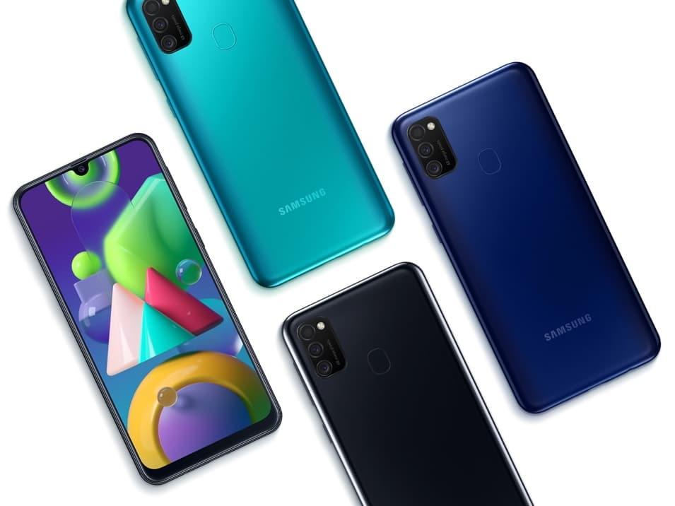 Samsung Galaxy M21 mit Vertrag