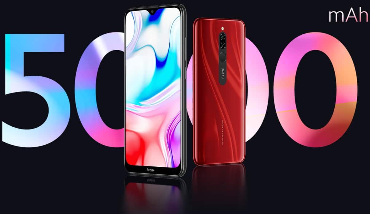 Xiaomi Redmi 8 mit Vertrag