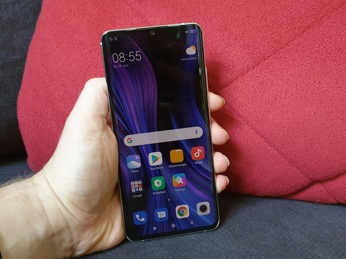 Xiaomi Mi Note 10 Lite Test