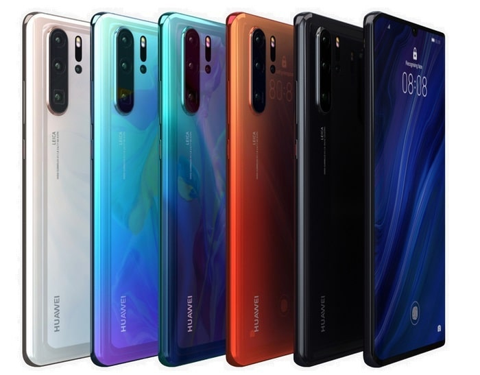 Huawei P30 Pro Alle Farben