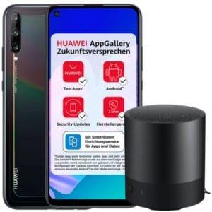 Huawei P40 Lite E mit gratis Box Teaserbild Thumb