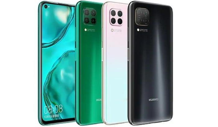 Huawei P40 lite Farben Besondere Angebote