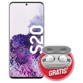 Samsung Galaxy S20 mit Galaxy Buds Aktion Sparhandy