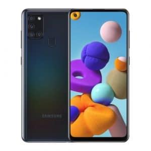 Samsung Galaxy A21s Black Thumbnail