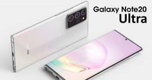 Samsung Galaxy Note 20 Ultra Test & Daten
